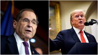 Donald Trump, acuzat de abuz de putere şi obstrucţionarea Congresului - Rufele murdare ale preşedintelui