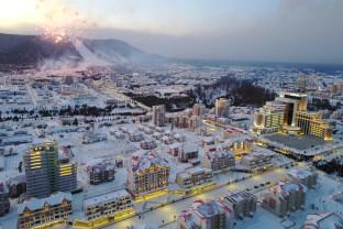 Samjiyon, orașul utopie al socialismului - Inaugurare în Coreea de Nord