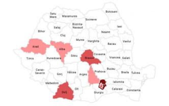 Covid-19 în Bihor - 4 cazuri noi și un deces
