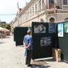 Pictorii bihoreni împodopesc centrul oraşului - Culorile verii Corso-ul orădean