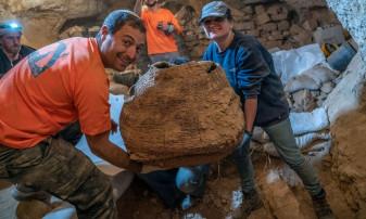 Coş vechi de peste 10.500 de ani, în stare perfectă - Descoperire istorică în Israel