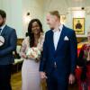 """Un orădean și o africană au spus """"Da"""" - Cel mai inedit cuplu din Oradea"""