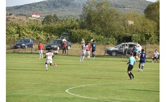 Crişul Chişineu-Criş - CSC Sânmartin 1-1 - Test reuşit cu un adversar redutabil