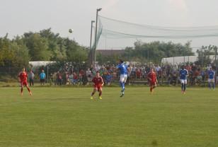 CSC Sânmartin - Luceafărul Oradea - Bihorenii se duelează şi în Cupă