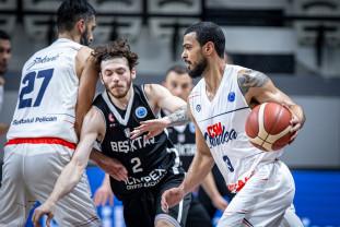 Besiktas Istanbul – CSM CSU Oradea 83-91 - Victorie nesperată la debutul în Europe Cup