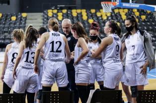 CSU Olimpia Braşov - CSU Rookies Oradea 79-35 - Stagiune încheiată cu eşecuri pe linie