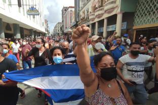 Cuba trece printr-o gravă criză economică - Proteste fără precedent