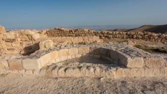Locul în care Ioan Botezătorul a fost decapitat, descoperit de arheologi - Curtea regelui Irod Antipa