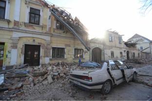 Cutremur cu magnitudinea de 6,4 grade pe scara Richter în Croația - Distrugeri masive în epicentrul seismului