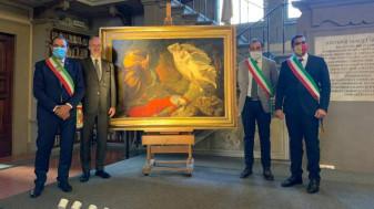 Galeria Uffizi din Florenţa - Omagiu adus lui Dante