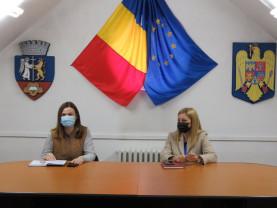 Coordonatoarele creşelor din Oradea - Întâlnire de lucru la DASO