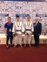 Alex Creţ şi David Fodor, în echipa naţională - Doi judoka orădeni la FOTE