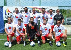 Oradea are campioană și în CN al Firmelor la minifotbal - Dedeman a cucerit titlul național
