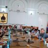 Un deceniu de la înfrățirea cu Ceyrat - Delegaţie franceză la Oradea