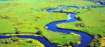 Delta Dunării, a cincea minune naturală a lumii - Votată online de turişti