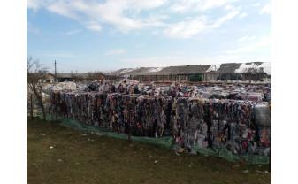 Muntele de gunoaie importat din Italia pentru a fi ars în România - Cinci firme implicate