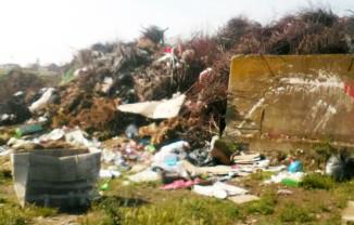 Controalele de verificare a regimului deşeurilor - Un judeţ ca o pubelă spartă