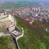 Explozia care a distrus Cetatea Devei, marcată prin acţiuni speciale - O restituire istorică