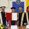 ​Ladislau Gyémant, onorat la Universitatea din Oradea - Doctor Honoris Causa