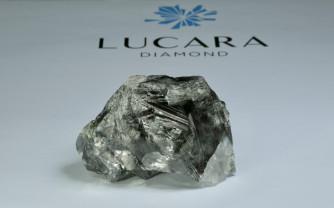 O prezentare rară şi neobişnuită la New York - Marele diamant brut