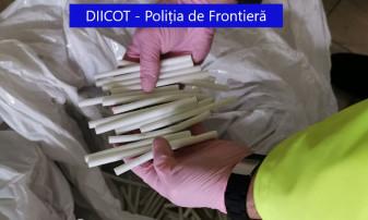 Percheziții în Bihor, într-un dosar privind un grup organizat transfrontalier - Fabrici clandestine de țigări