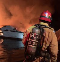 Incendiu la bordul unei ambarcațiuni, în largul Californiei - 34 de persoane dispărute