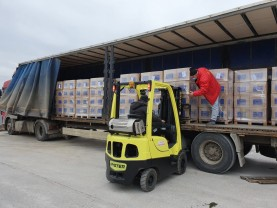 DASO - Începe distribuirea produselor POAD