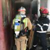 Focul a izbucnit, cred pompierii, din cauza unei ţigări - Mort într-un incendiu la Dobreşti