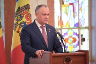 Şedință a Consiliului Suprem de Securitate a R.Moldova - Igor Dodon a anulat deciziile lui Pavel Filip