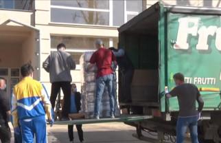 TGIE, Scandic Distilleries, European Food&Drinks, în sprijinul sistemului sanitar bihorean - Donaţie pentru viaţă