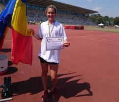 Campionatele Naţionale de atletism masters - Dorina Korozsi s-a impus la trei categorii