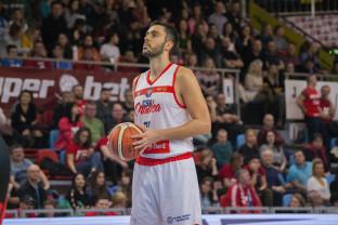 Ziua şi jucătorul pentru CSM CSU Oradea - Dragan Zekovic continuă alături de roş-albaştri