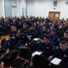 Viitorii poliţişti de frontieră se pregătesc - Întâlnire cu specialiştii antidrog
