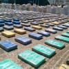 Autoritățile columbiene au confiscat 12 tone de cocaină - Captură record de droguri