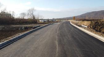 Pe drumul de legătură dintre Podgoria și Fughiu - Circulaţie temporar închisă