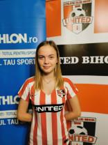 """United Bihor a perfectat primele transferuri - O """"stranieră"""" în premieră în lot"""