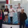 CN de atletism pentru copii -  Ecaterina Cărbunar a cucerit medalia de aur