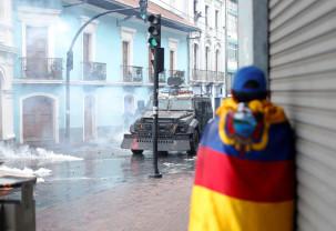 Președintele Ecuadorului a declarat stare de urgență - Proteste violente