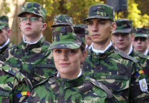 Admiterea în instituţiile militare de învăţământ - Metodologia a fost modificată