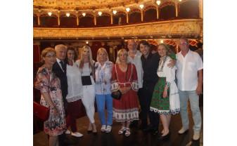 """Festivalul Internațional European Music Open - Șteianul Edward Clug, ovaționat pe scena Teatrului """"Regina Maria"""""""