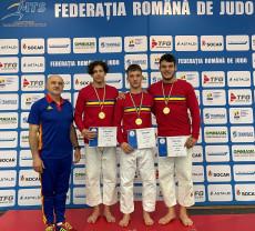 CN de judo pentru tineret - Patru titluri naționale pentru CSM Oradea
