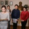 Elevii din Oradea l-au omagiat pe poetul naţional -  12 ore cu Eminescu