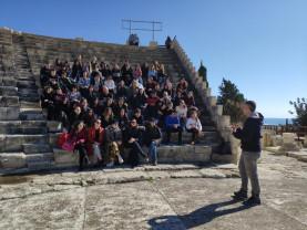 """Colegiului Tehnic """"Traian Vuia"""" - Schimb interşcolar Oradea-Cipru"""