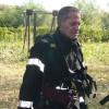 Un pompier orădean a intervenit singur la un incendiu - Erou în timpul liber