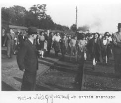 76 de ani de la începutul Holocaustului în Bihor şi Oradea - Comemorarea deportării evreilor