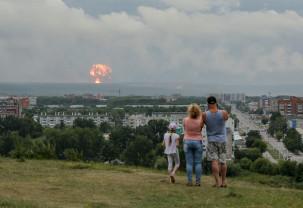 Teste militare periculoase în regiunea Arkhangelsk, Rusia - Motorul atomic s-a dezintegrat