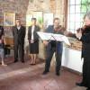Expoziție personală de pictură Niculae Adel - Simfonie şi Culoare