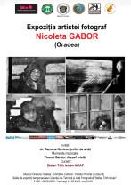 În sălile de expoziție ale colecției Ștefan Toth Istvan - Expoziția artistei fotograf Nicoleta Gabor