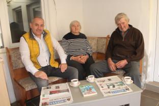 Valea de Jos. Familia Neaga Ilie și Anica - Peste o jumătate de secol de fidelitate