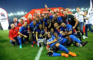 Primul campionat încheiat din cauza pandemiei - Club Brugge, declarată campioană în Belgia